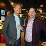 Nick Makharadze + Eric Steinhauser
