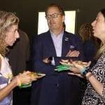 Guest, Patrick Ramage , Jill Levine