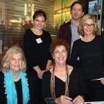Our Volunteers: Elise Bogner, Michelle Sanders, Robin Huffman, Nik Makharadze, Elizabeth Fagan
